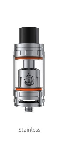 SMOK TFV8-CLOUD BEAST TANK - Stainless Steel