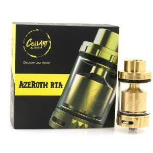 CoilART Azeroth RTA Tank Gold