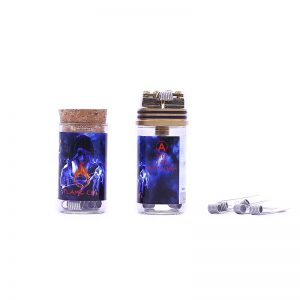 Demon Killer Flame Coil/ Pre-Made Coil (6pcs/pack)