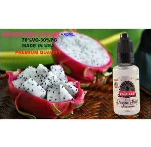 K SQUARE EJUICE – DRAGON FRUIT FLAVOUR- 30ML- 60ML -70%VG/30%PG