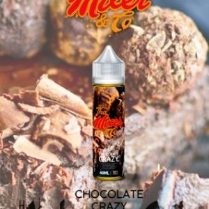 CHOCOLATE CRAZY - VAPER CHOICE - CLOUDY HEAVEN