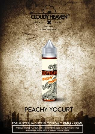 PEACHY YOGURT