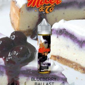 VAPER CHOICE - CLOUDY HEAVEN- blueberry ballast