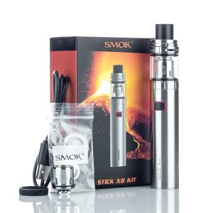 SMOK X8 STICK -STARTER KIT WITH TFV8 X-BABY TANK