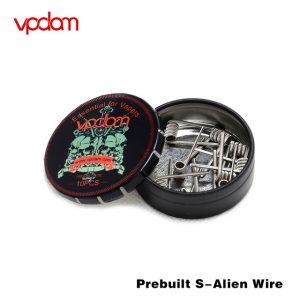 Vpdam Prebuilt S-Alien Wire