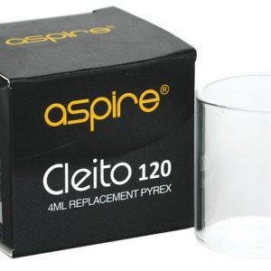 aspire Cleito glass 4ml-VAPERCHOICE 1