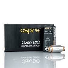CLEITO EXO REPLACEMENT COIL /0.16ohm/ 5pcs