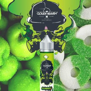 CLOUDY HEAVEN-GREEN GUMMY 60ML
