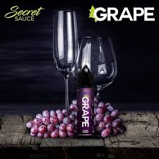 SECRET SAUCE - GRAPE ICE - 60ML