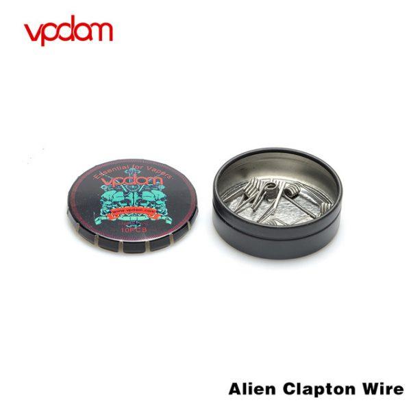 VPDAM PREBUILT ALIEN CLAPTON WIRE