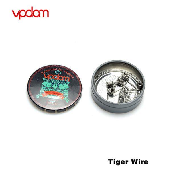 VPDAM PREBUILT TIGER WIRE