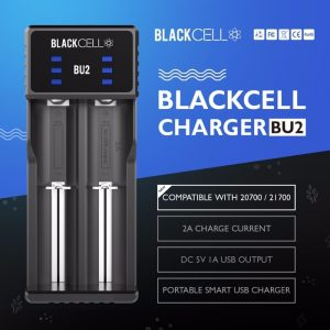 BLACKCELL BU2 Charger