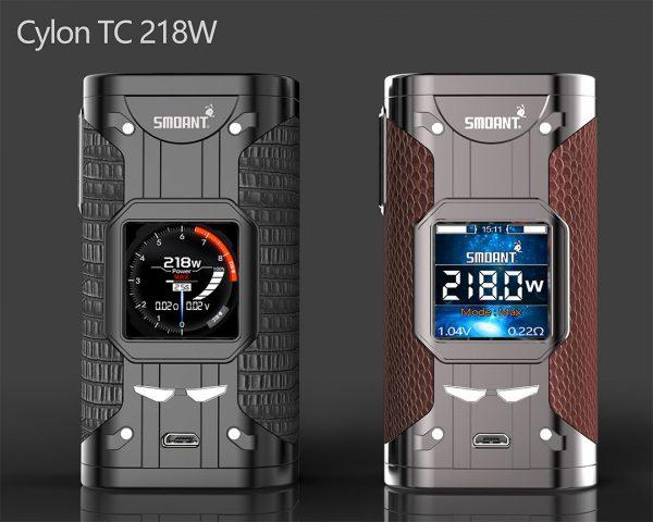 Smoant Cylon TC 218 Mod