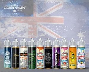 Cloudy Heaven Premium E-juice