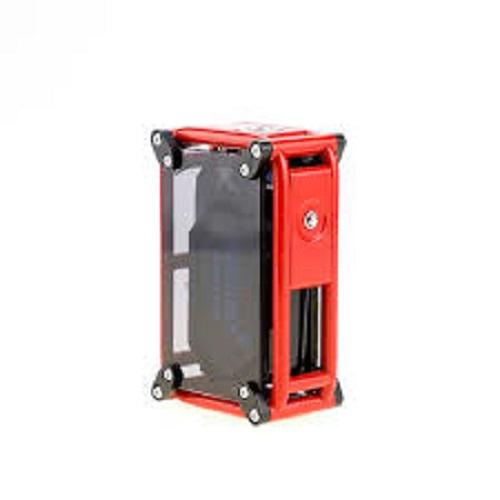 Smoan Rabox Mini Mod - 120W / Build in battery 3300 mAh- Waterproof- RED Colour