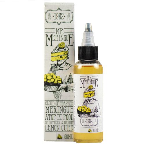 Charlie's Chalk Dust - Mr. Meringue - 60mL