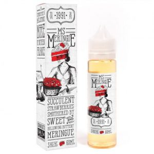 Charlie's Chalk Dust - Miss. Meringue - 60mL