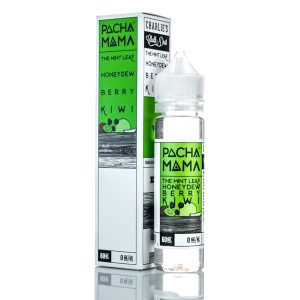 Pacha Mama - The Mint Leaf: Honeydew Berry Kiwi by Charlie's Chalk Dust - 60mL