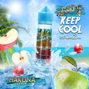 Twelve Monkeys: Ice Age - Hakuna Iced - 60mL