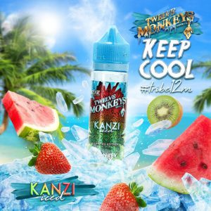 Twelve Monkeys: Ice Age - Kanzi Iced - 60mL