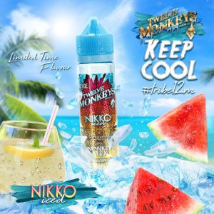 Twelve Monkeys: Ice Age - Nikko Iced - 60mL