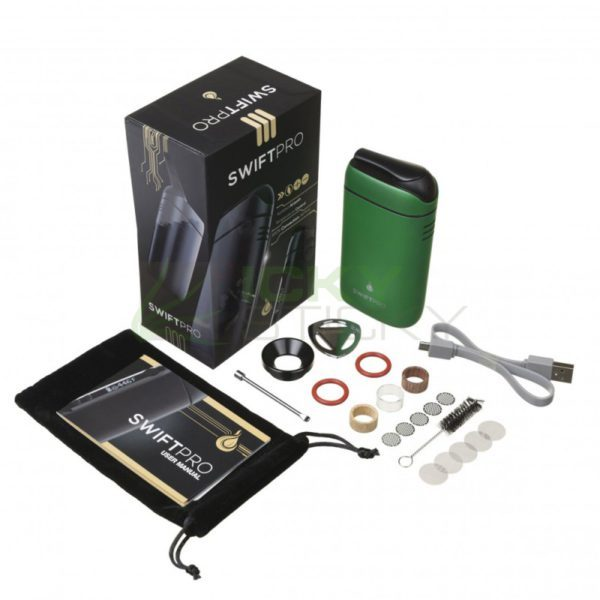 Flowermate Swift Pro Starter Kit (Black)