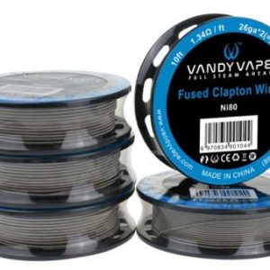 Vandy Vape Fused Clapton KA1 Wire (28GA*2+32GA)