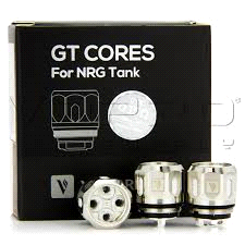 VAPORESSO NRG GT CORES, MESH & CCELL COIL (3pc/pk)