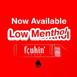 FF All Day Vape Series (Low Menthol)