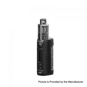 authentic-teslacigs-wye-2-86w-vw-variable-wattage-box-mod-citrine-24-tank-kit-black-786w-pc-abs-1-x-18650