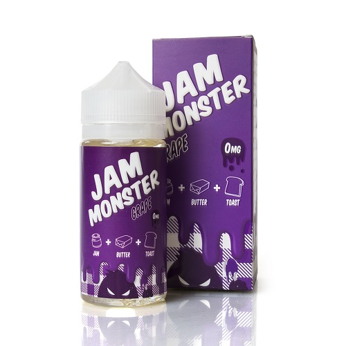 Jam Monster - Grape - 100mL