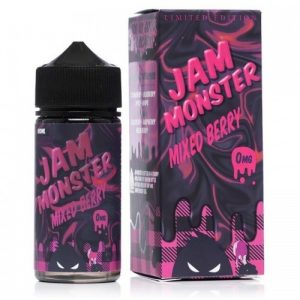 Jam Monster - Mixed Berry - 100mL