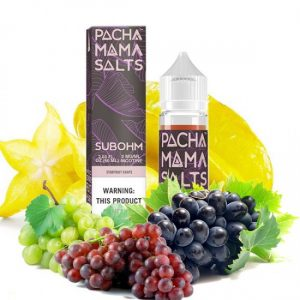 Pacha Mama - Starfruit Grape by Charlie's Chalk Dust - 60ml