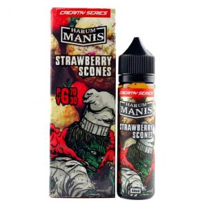 Harum Manis - Strawberry Scones - 60mL